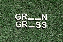 Wordsmith / Fun facts and funnies in grass!