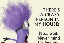 Crazy/Awesome/Minions