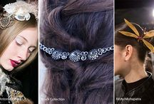 Winter 2017 hair accessories