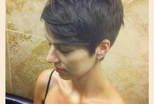 Short Hair / by Peggy Augsburger