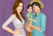 Sims - 3t2 - Monte Vista