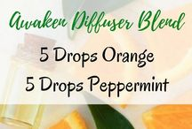 Diffuser Recipee