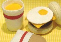 filc-textil ételek