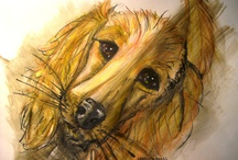 altri lavori / doodle art,drawing,doodle, art animalier, animali ,arte