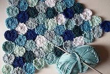 Knit/Crochet Love / by Tara Ledet-Rebman