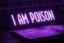 C• Purple Poison