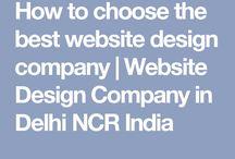 Choose the best webdesign company