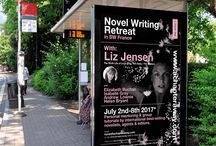 Novel Writing Retreat July 2017 / a chapter away: Novel Writing Retreat July 2nd-8th 2017 With: Liz Jensen, Isabelle Grey, Elizabeth Buchan, Dionne McCulloch, Helen Bryant and Andrew Lownie.