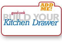 Good Cook Build Your Kitchen Drawer Ideas #‪‎KitchenDrawerContest‬