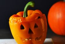 Our Top 10 Halloween Homemade Veggie & Vegan Treats / Alternative Halloween Party Food & Treat Ideas for Veggies, Vegans and People With Food Allergies. Read more on our blog here: https://www.thehouseshop.com/property-blog/our-top-10-halloween-homemade-veggie-vegan-treats/8751/