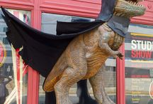 T-Rex / by Kamrie Bunce