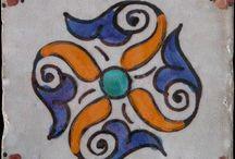 pattern ceramiche siciliane