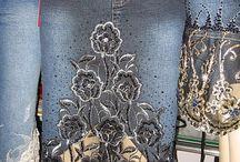 юбки брюки платья костюмы