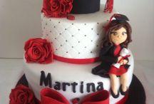 Prom cakes