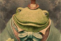 жабульки-лягухи