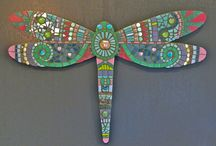 mosaic insects inspirations