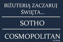 SOTHO w MEDIACH / Nasza marka w magazynach modowych :-)