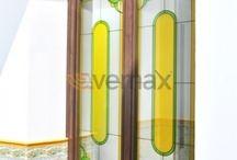 Puertas de entrada / Puertas de entrada, aluminio, pvc, pvc aluminio