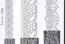 Nypläys eli bobbin lace