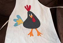 Chickens / by Verna Fay