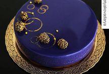 Tükör màzas torta