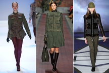 Trends / Current and upcoming season's trends.