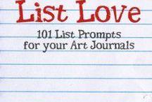 Journal Ideas ♥