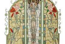 Art Nouveau / I love the organic lines of Art Nouveau. This board is for particular pieces that inspire me.