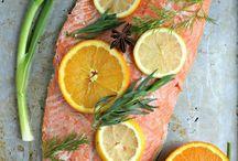 Seafood harvest