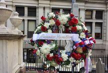 NYC  Lower Manhattan Historic Sites / Lower Manhattan's Oldest Historic Sites