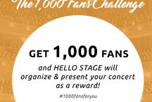 1000 fans challenge! / Please support us in our 1000 fans challenge in order to win a concert organised by the Hello Stage team! You can do it very easily here: https://www.hellostage.com/Arcadia-Quartet/fanshare , and don't forget to share it further with your friends! Thank you!