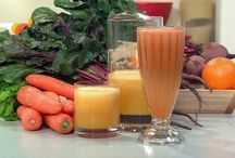 Yummy, healthy smoothies, juices, drinks and nut milks. / A great, healthy way to start, middle or finish your day. My Thermomix has been getting a workout and a half lately with all the juices/smoothies I've been making. When I make almond milk, I keep the almond meal to put in my smoothies/juices for extra fibre and health benefits. :)
