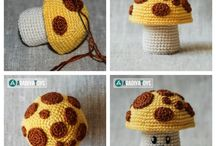 Crochet for Halloween and Fall..