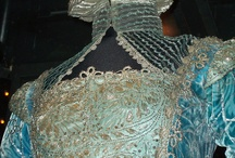 Crystal Horse Costumes / My debut dress on Minuet in honor of my Crystalline friend Deb