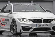 BMW 4 Series Custom Modified / BMW 4 Series Custom Modified