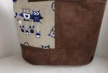 Bags crafted by Donna