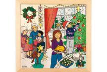 Sint & Kerst / Creatieve ideeën voor Sint & Kerst