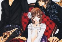 Vampire knight / by Star Twinkle