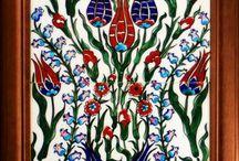 Osmanlı motifler