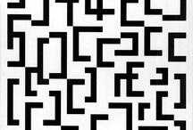 Some Sort of Geometry / Found nonrepresentational art