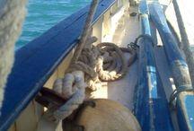 Boats + Sea +
