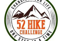The 52 Hike Challenge 2016!!