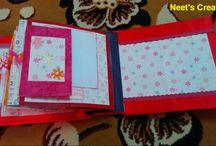 scrapbook pages / love scrapbook