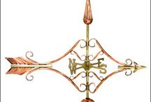 Walpole Outdoors Weathervanes / No matter which way the wind is blowing a Walpole weathervane is worth looking up to.