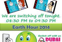 Earth Hour / #EarthHour