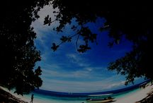 ビーチ/beach/ / ダイビング中に訪れたステキなビーチ