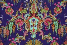Fabrics / fabric inspiration for quilting, sewing, etc. / by Lauren Dilmore