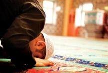 human / pray