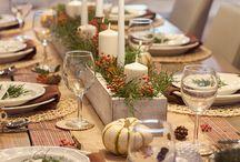 decorazione tavolo