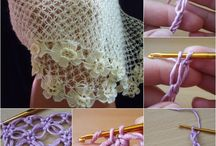 crochet / by Maria